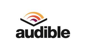 Sara Bartlett Voice Over Talent Audible Logo